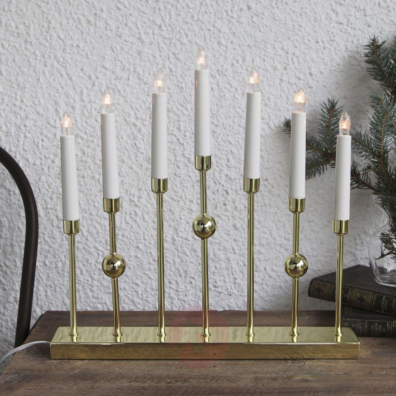 Luxurious candleholder Gustavo 7-light-1522580-06