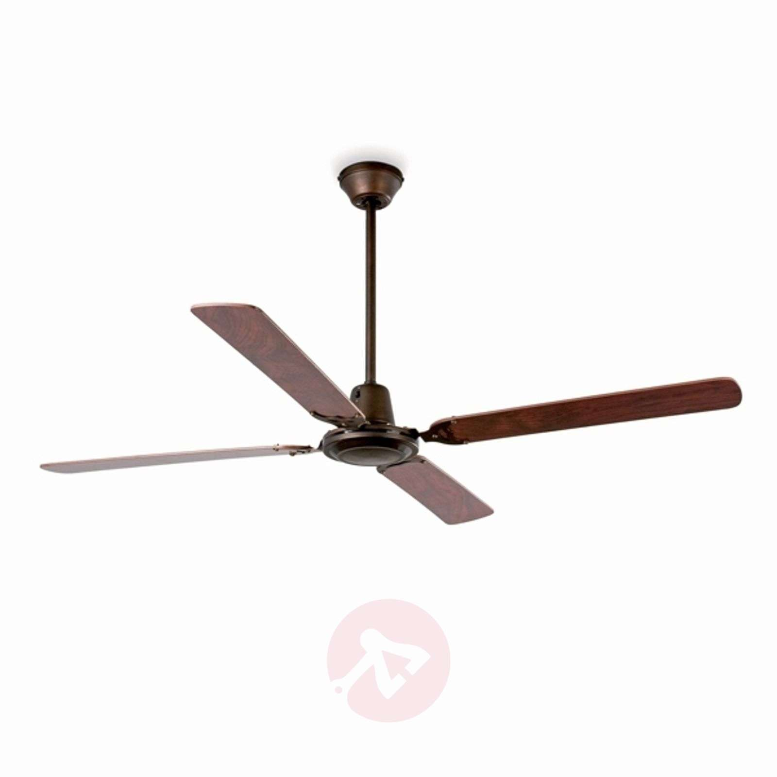 Malvinas Modern Ceiling Fan Brown 3506066 01