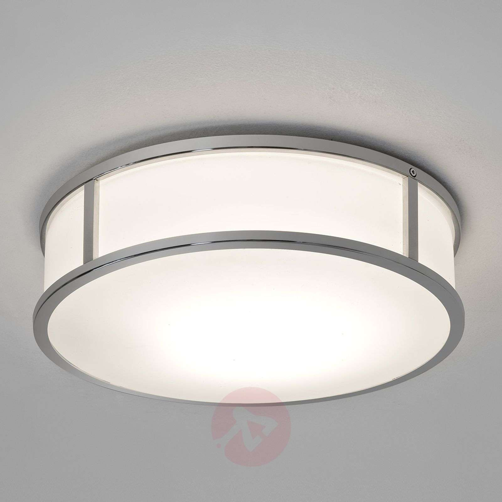 round bathroom light mashiko 300 bathroom ceiling light lights co uk 14253