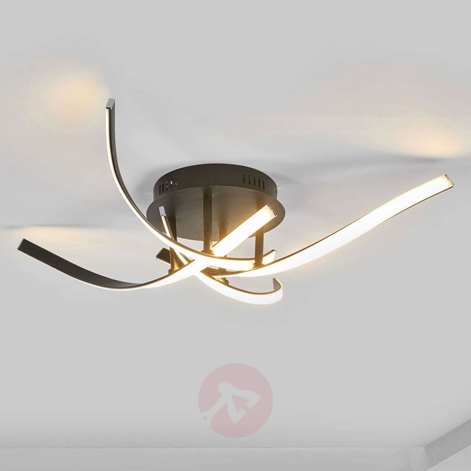 Milane dimmable led ceiling lamp lights milane dimmable led ceiling lamp 9985061 02 aloadofball Images