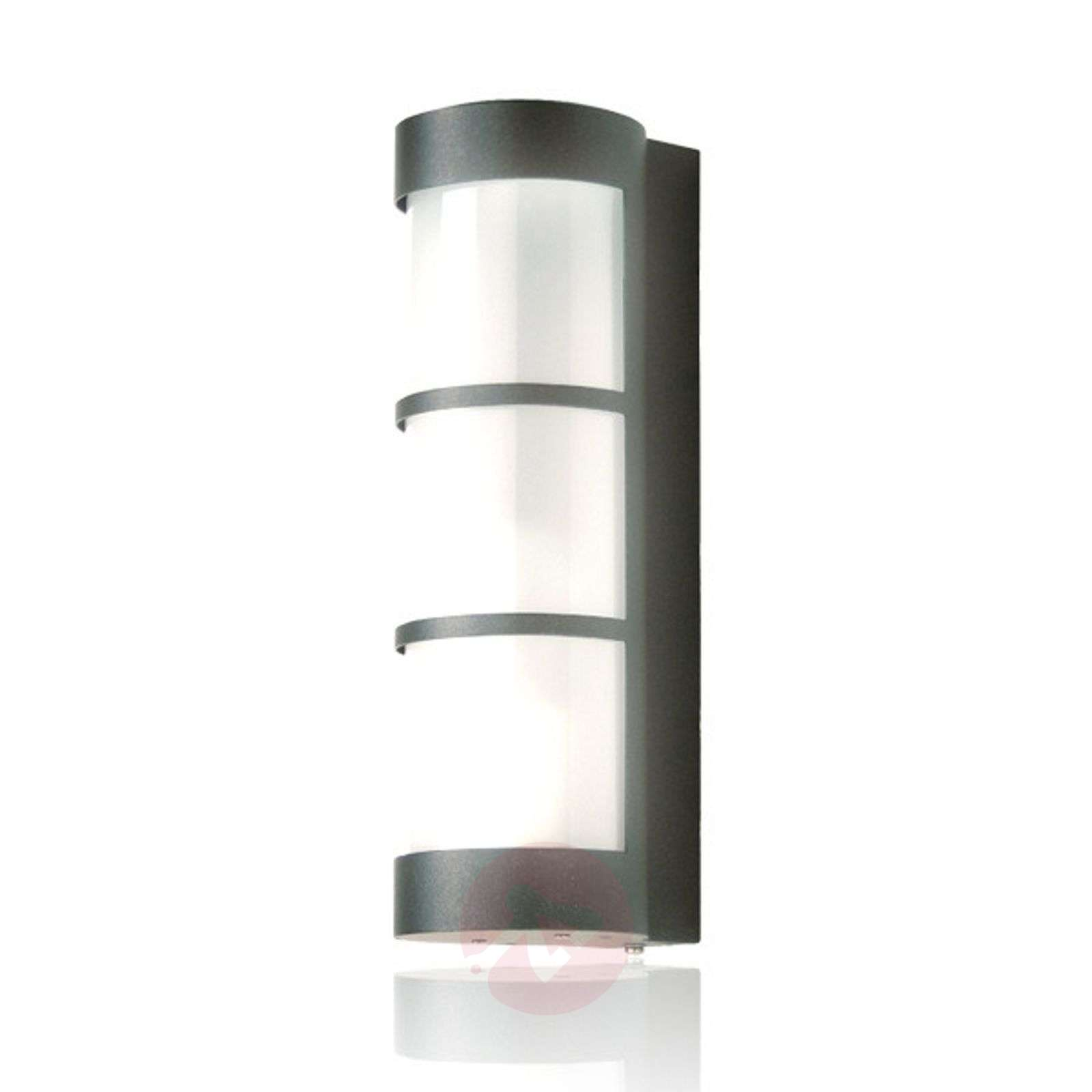 Modern outdoor wall lamp Shine Lights.co.uk