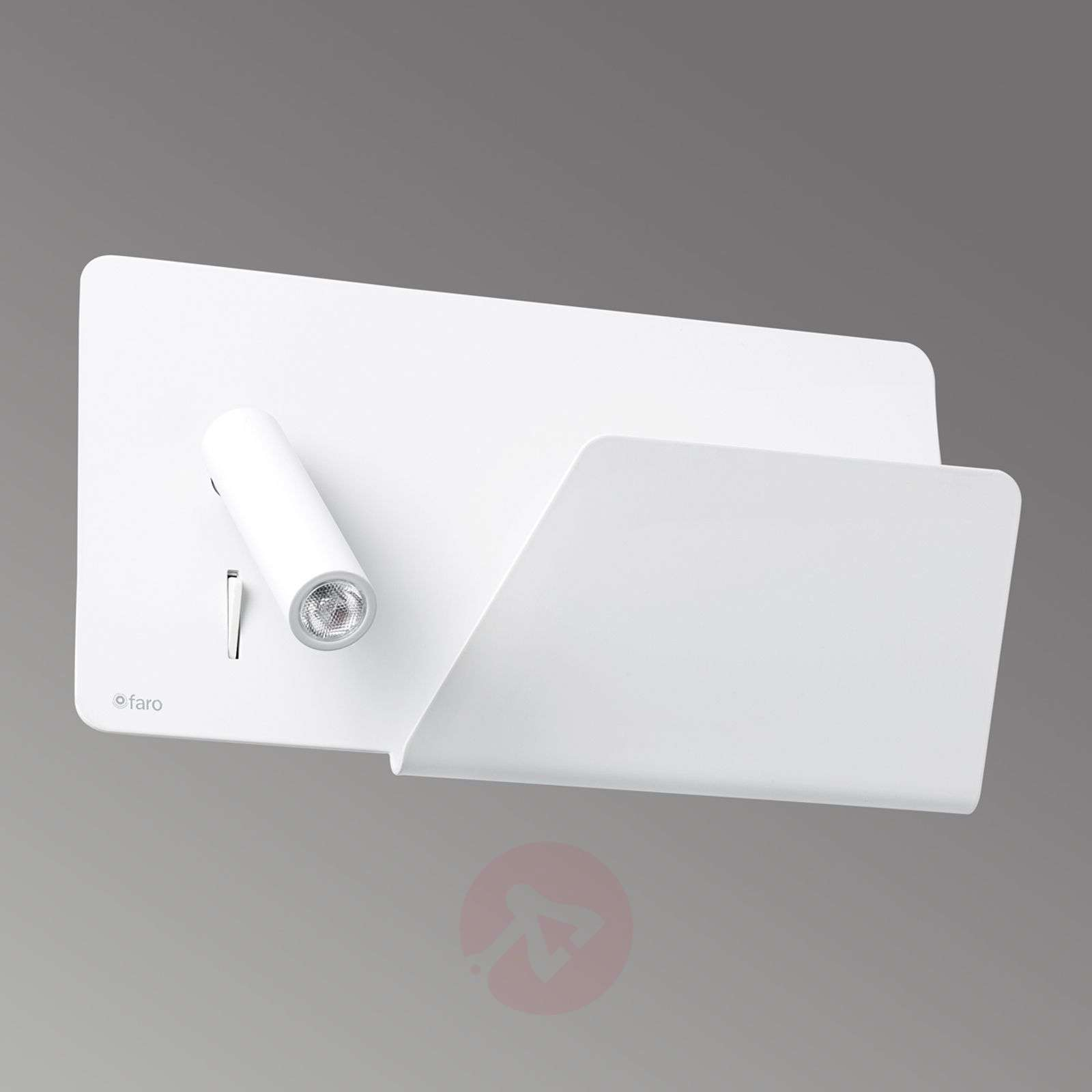 Modern Suau Led Wall Light With Usb Charging Port Lights