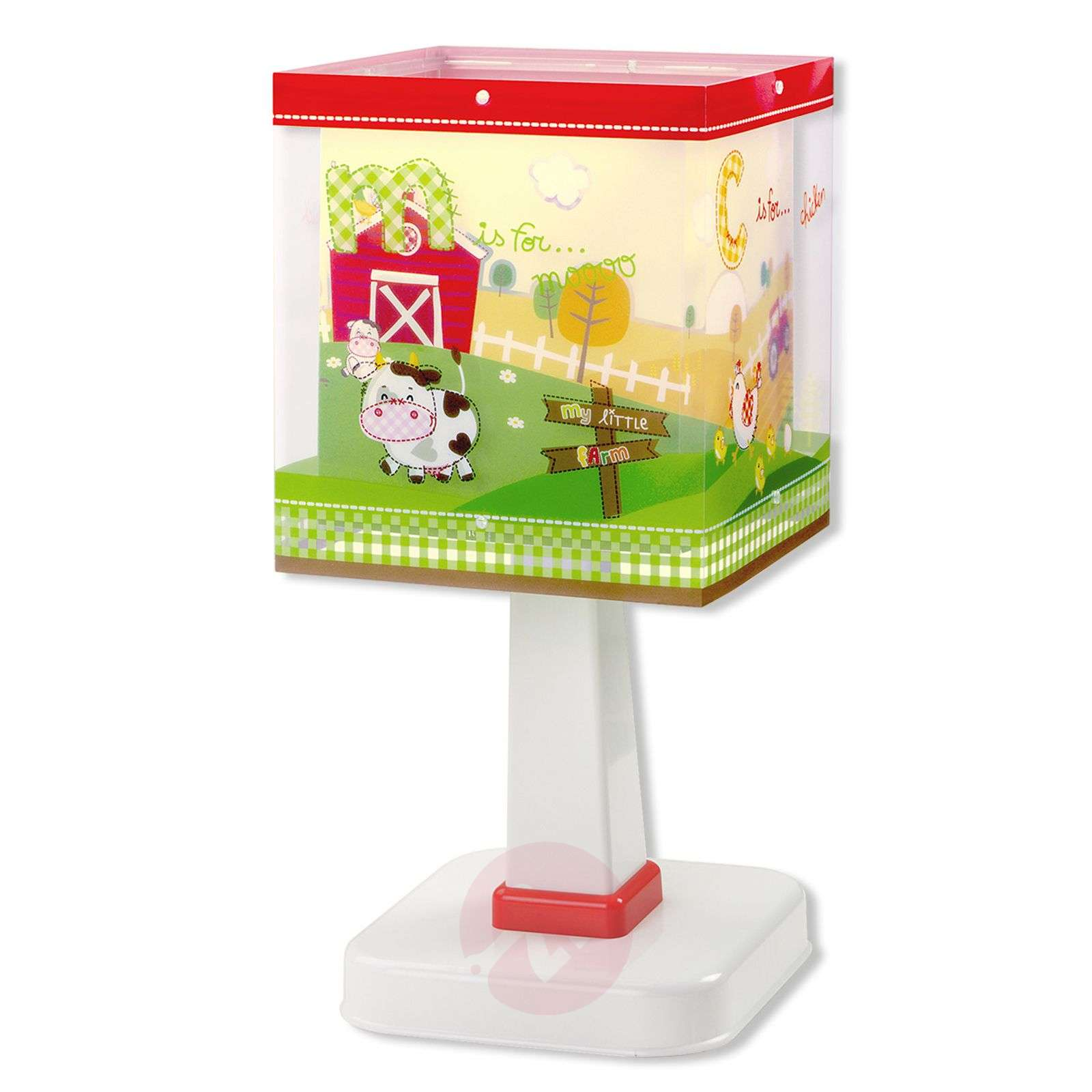 Childrens table lamp image collections coffee table design ideas my little farm childrens table lamp lights my little farm childrens table lamp 2507352 01 geotapseo geotapseo Images
