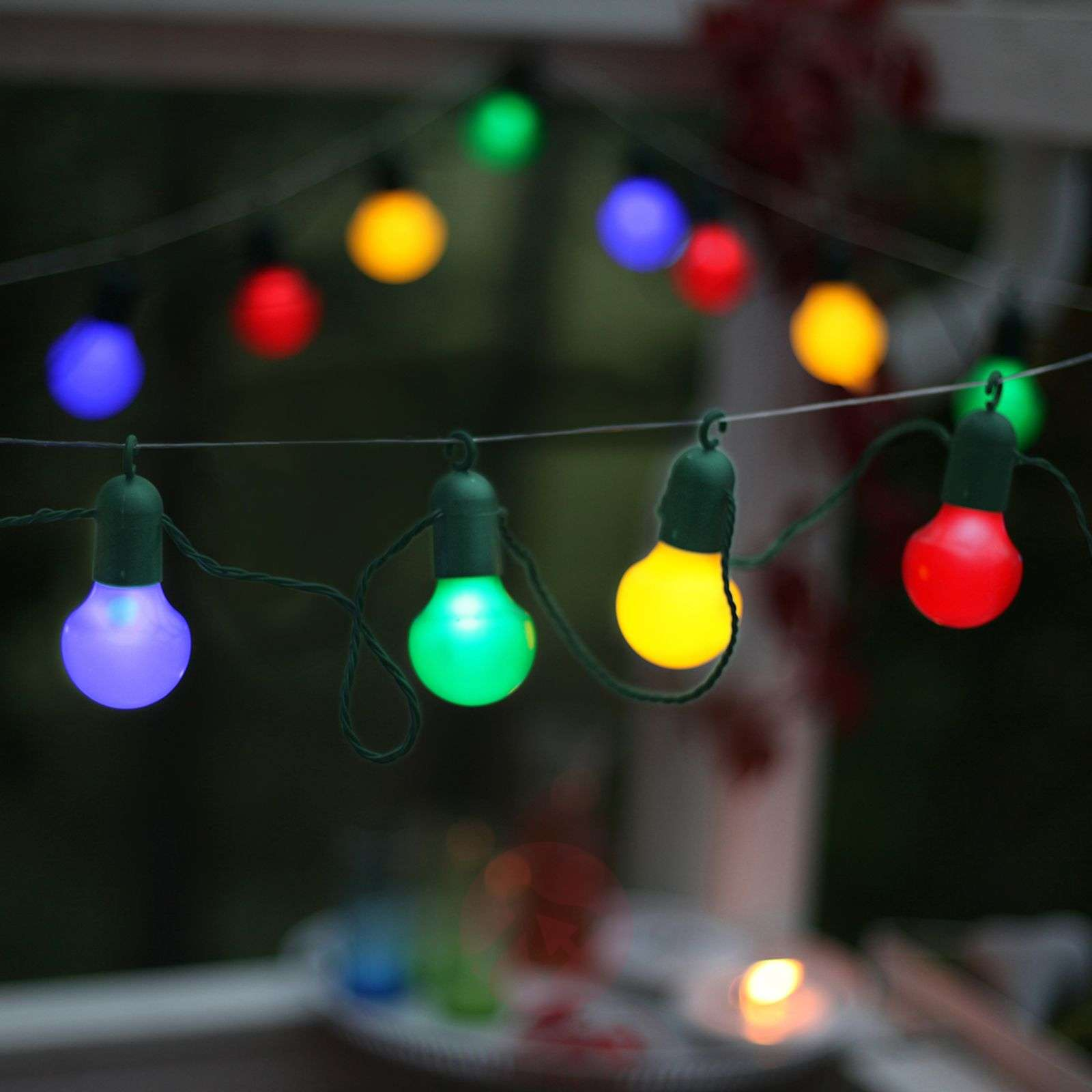 PartyLED string lights Elin, colourful 20-light-1522415-05