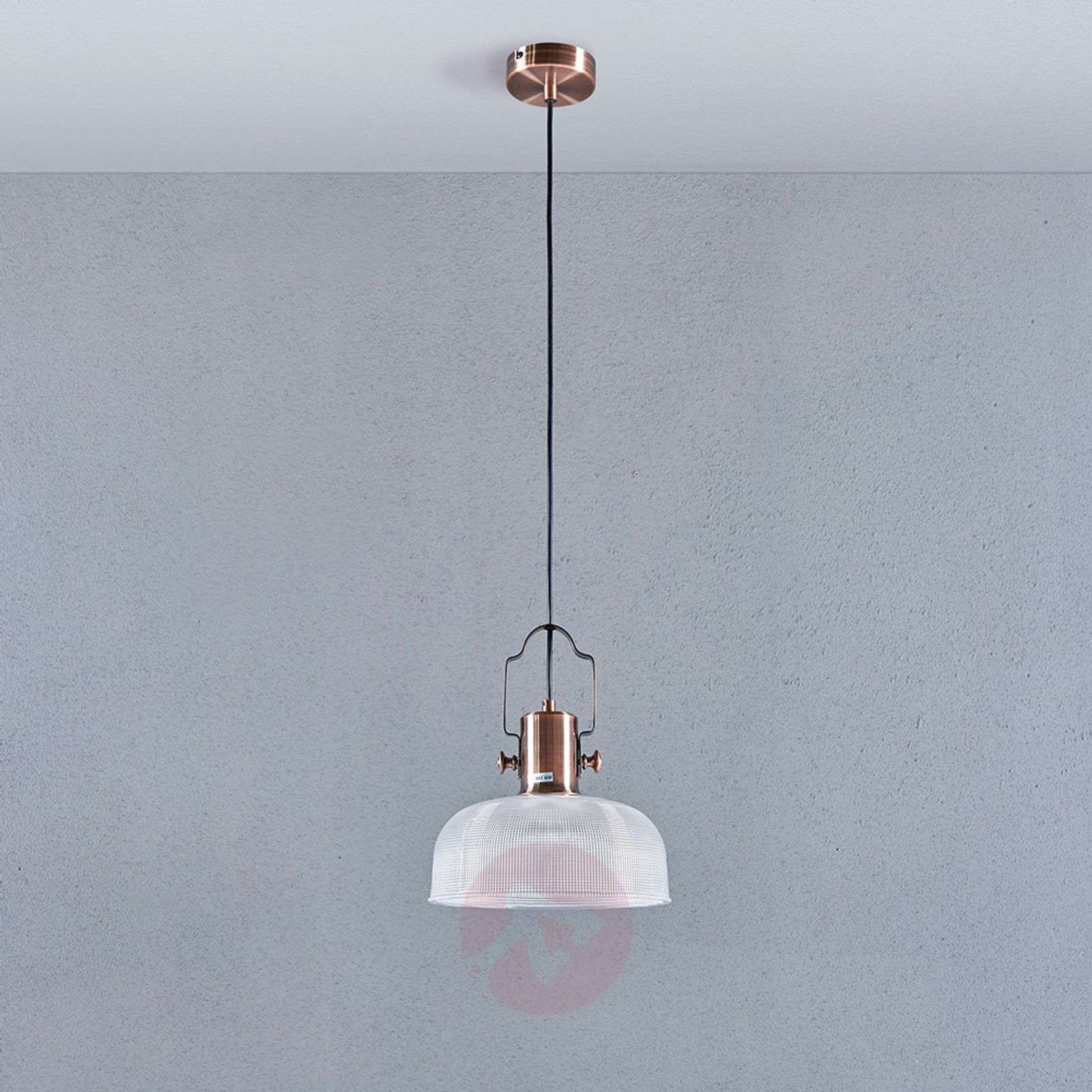 Pendant light Fietje with retro factor | Lights.co.uk