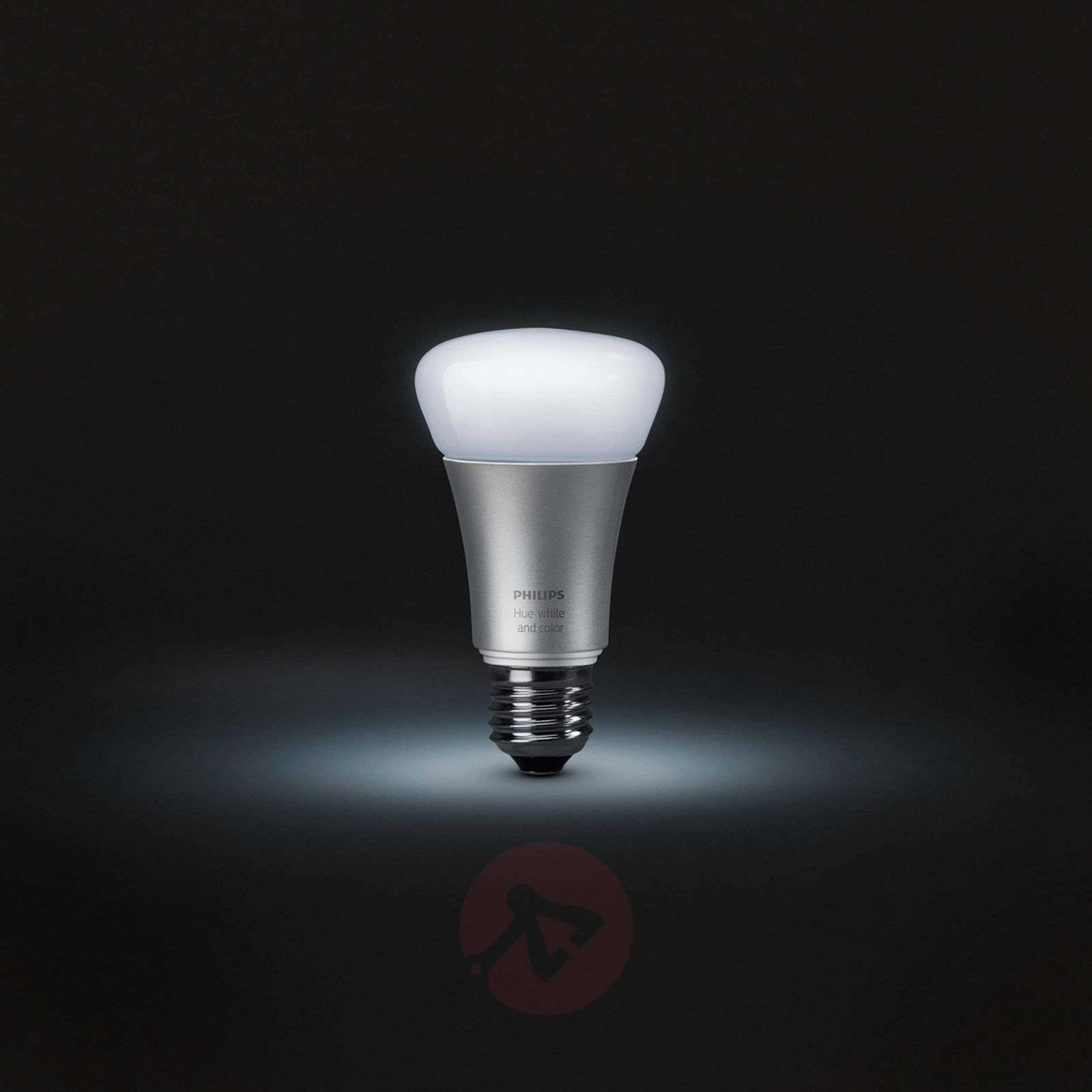 Philips Hue Lamp.Philips Hue E27 Bulb White Color Ambiance 10 W