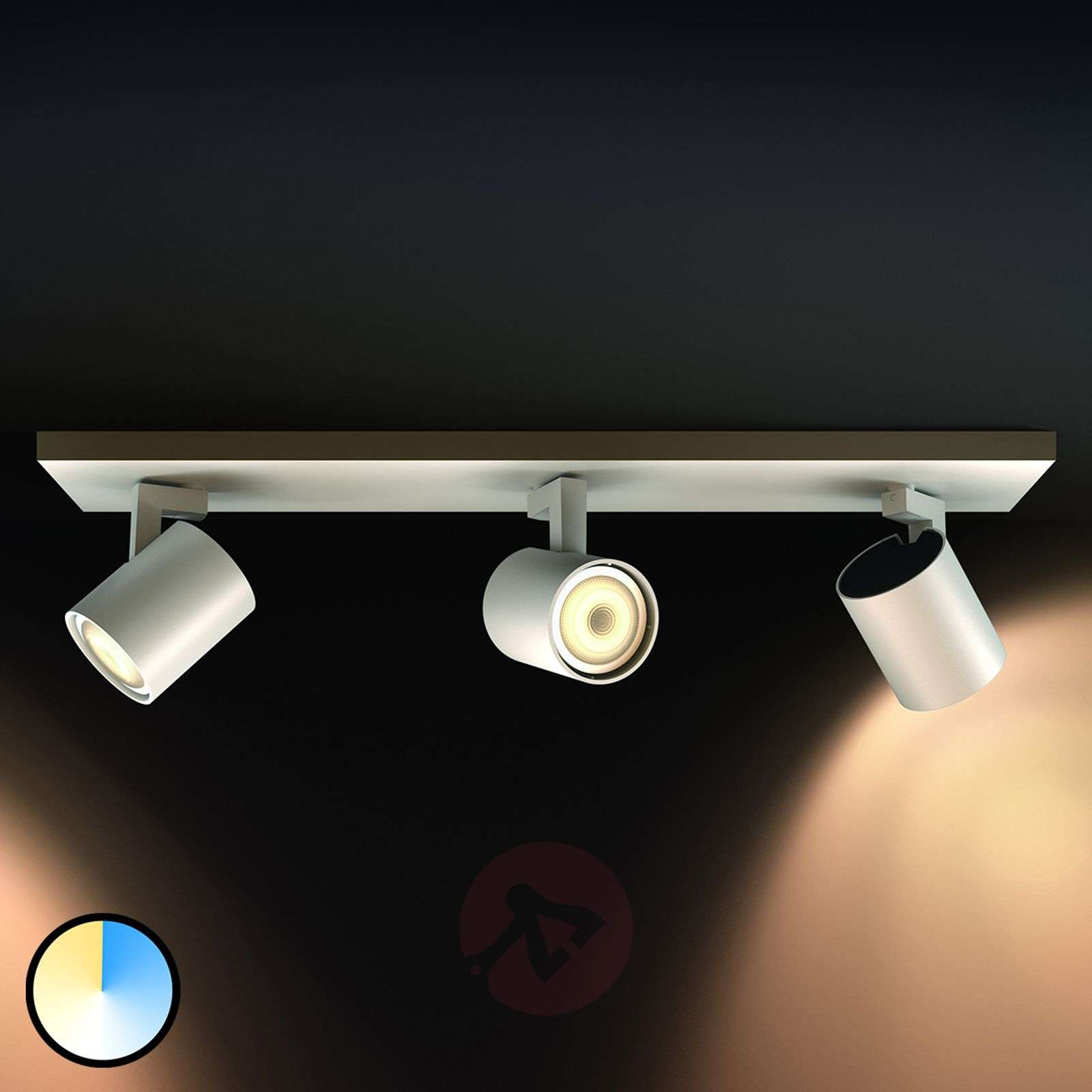 Philips Hue Led Ceiling Spotlight Runner Lights Co Uk