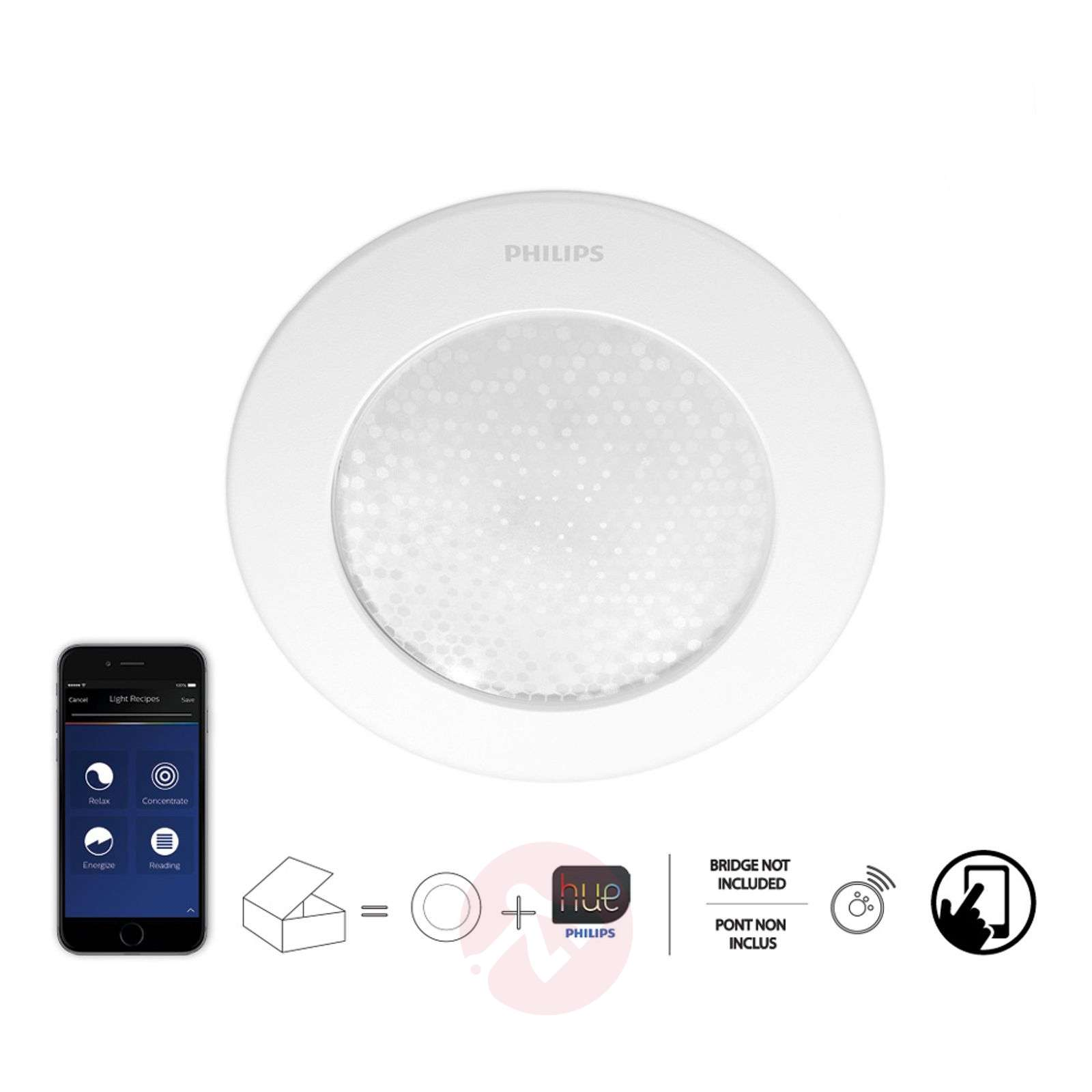 Philips Hue Phoenix LED downlight