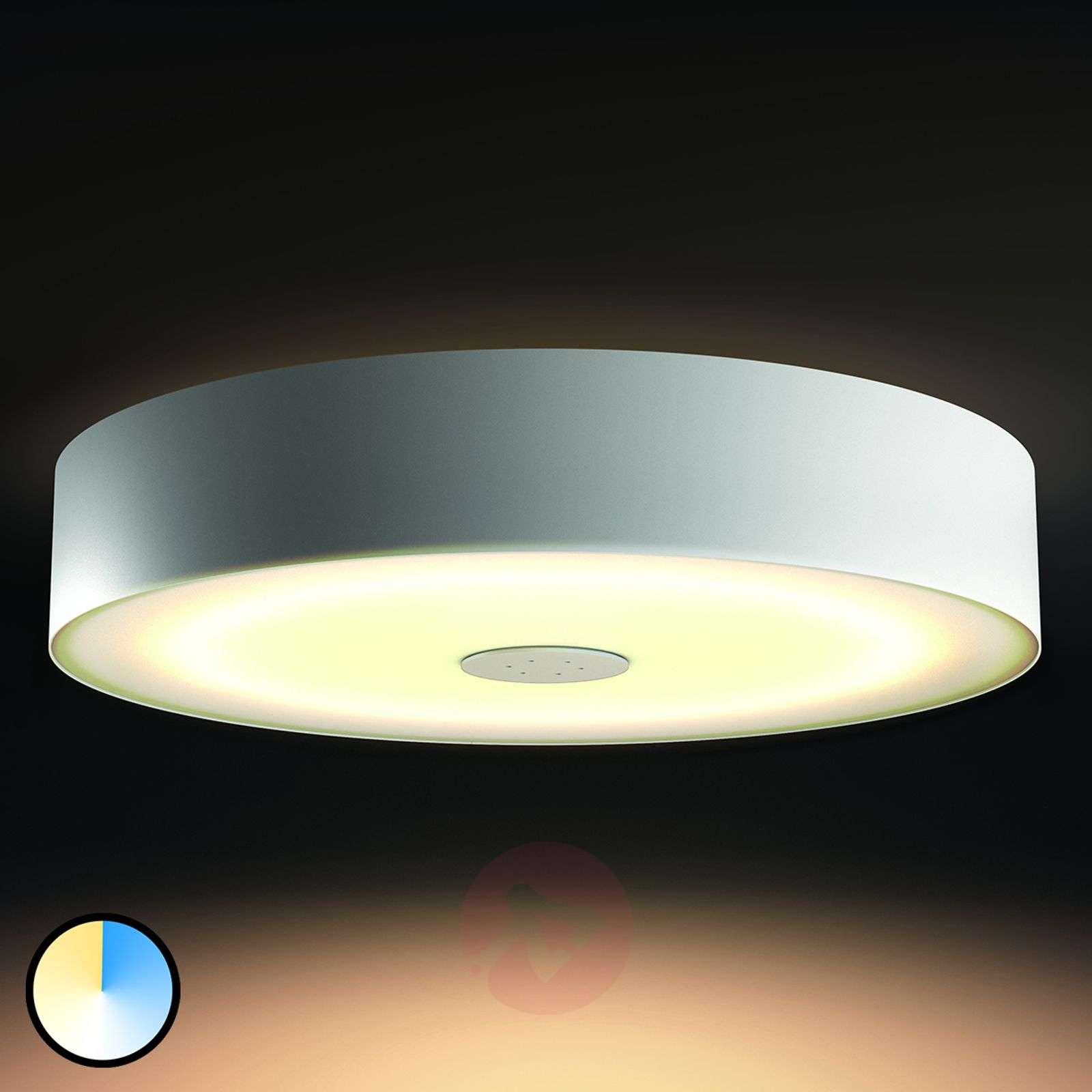 Philips Hue White Ambiance Fair Ceiling Lamp White Lights Co Uk
