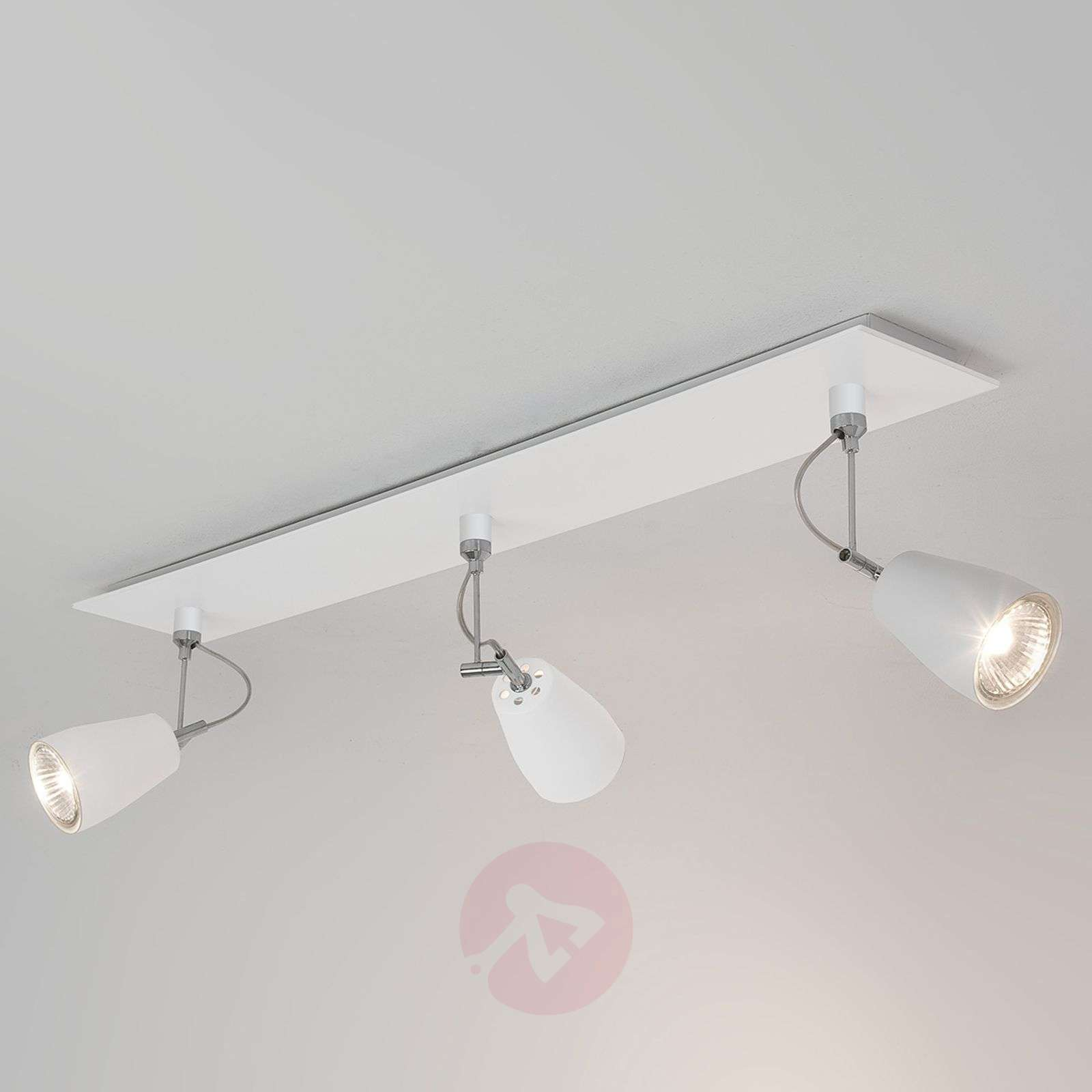 Polar Ceiling Spotlight Three Bulbs Decorative-1020264-02