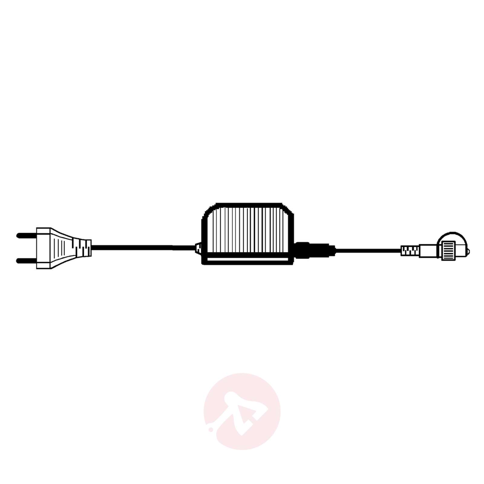 power cable with transformer 20.4 W for System 24-1522141-01