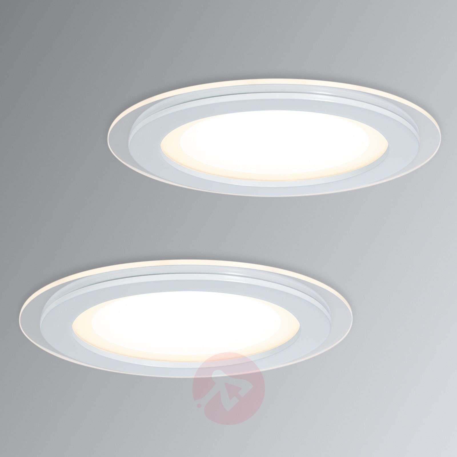 Premium Line Decodot Led Recessed Lights Set Of 2