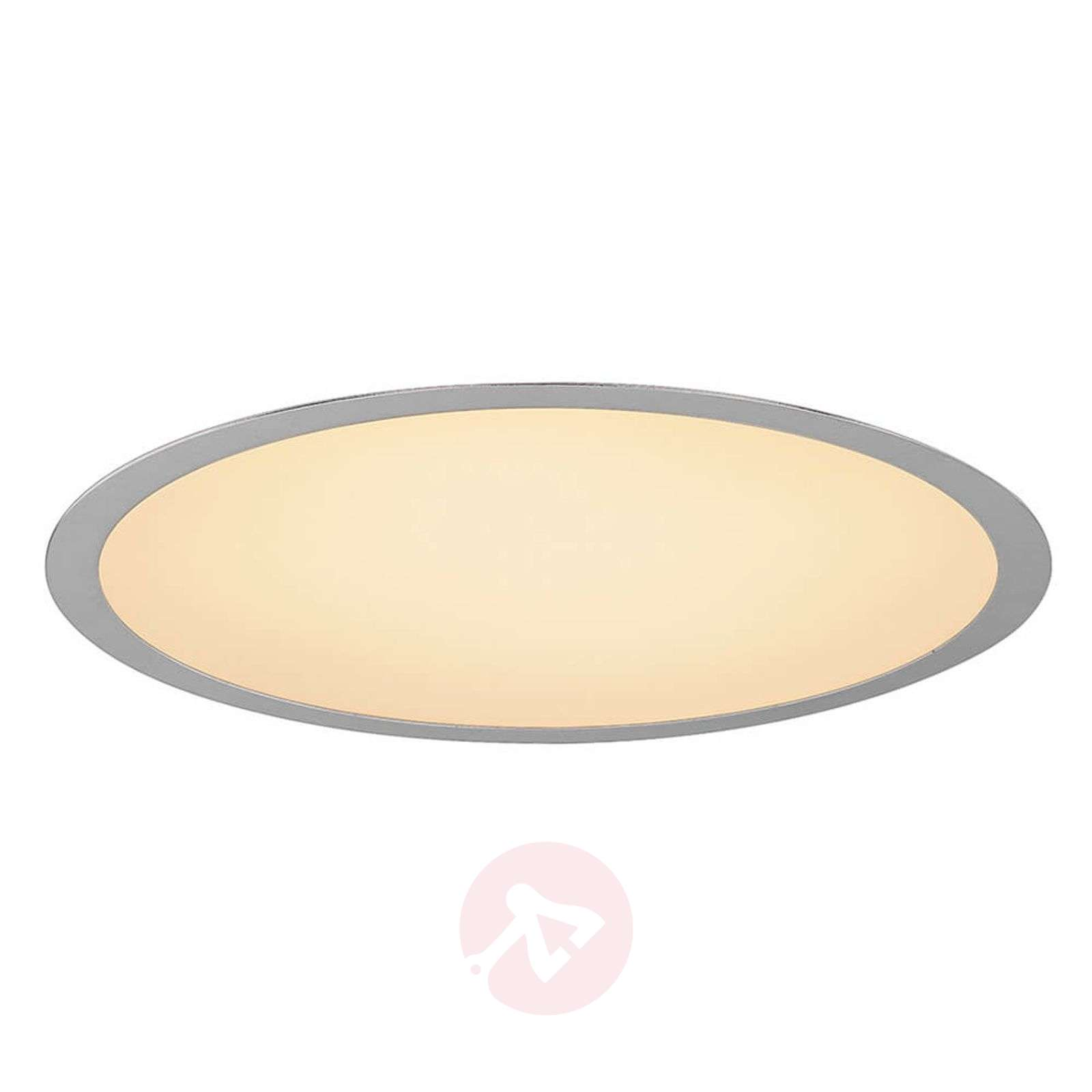 Recessed ceiling light led medo silver grey frame lights recessed ceiling light led medo silver grey frame 5504780 01 mozeypictures Gallery
