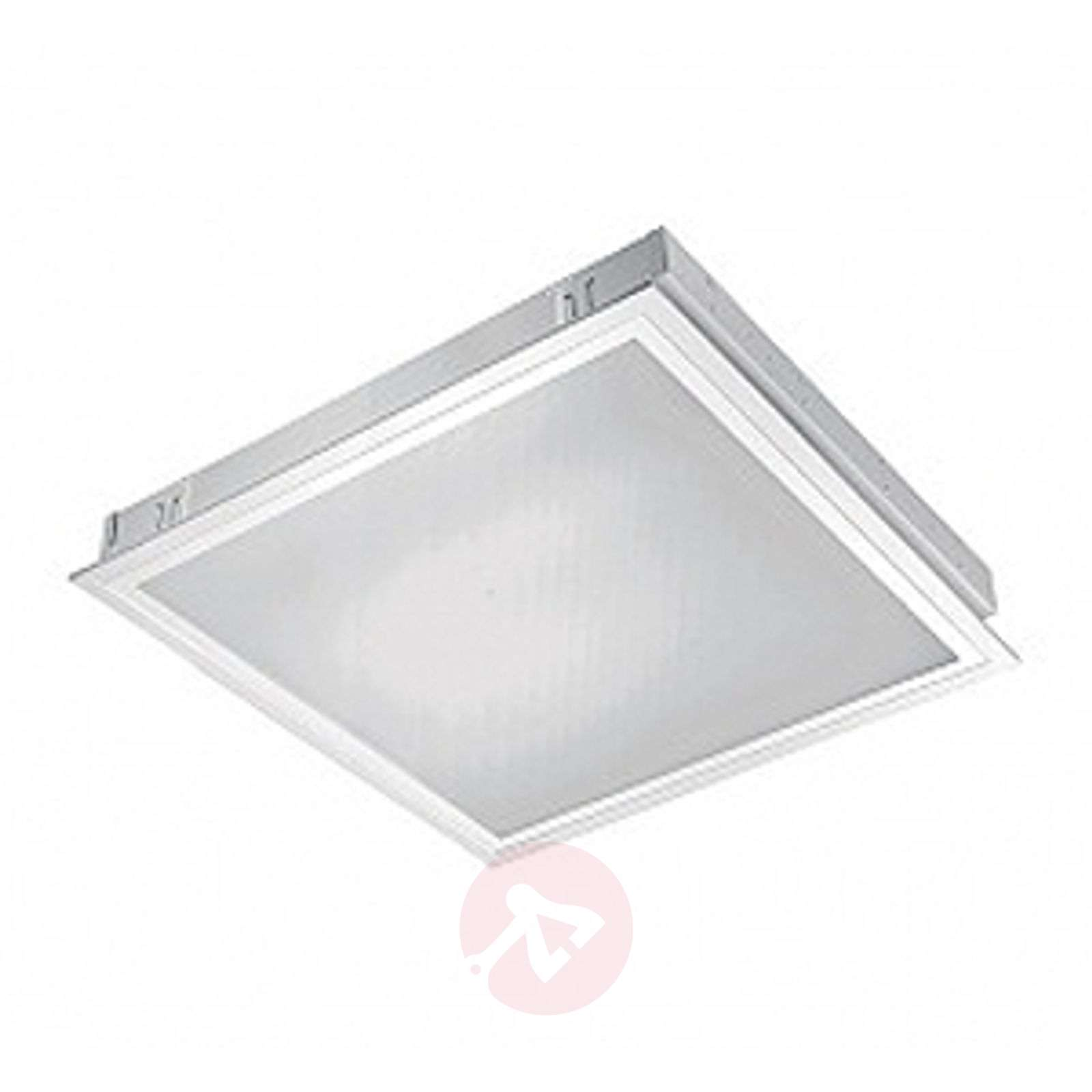 Recessed light 3010, 4x24W with opal cover-1009054-01
