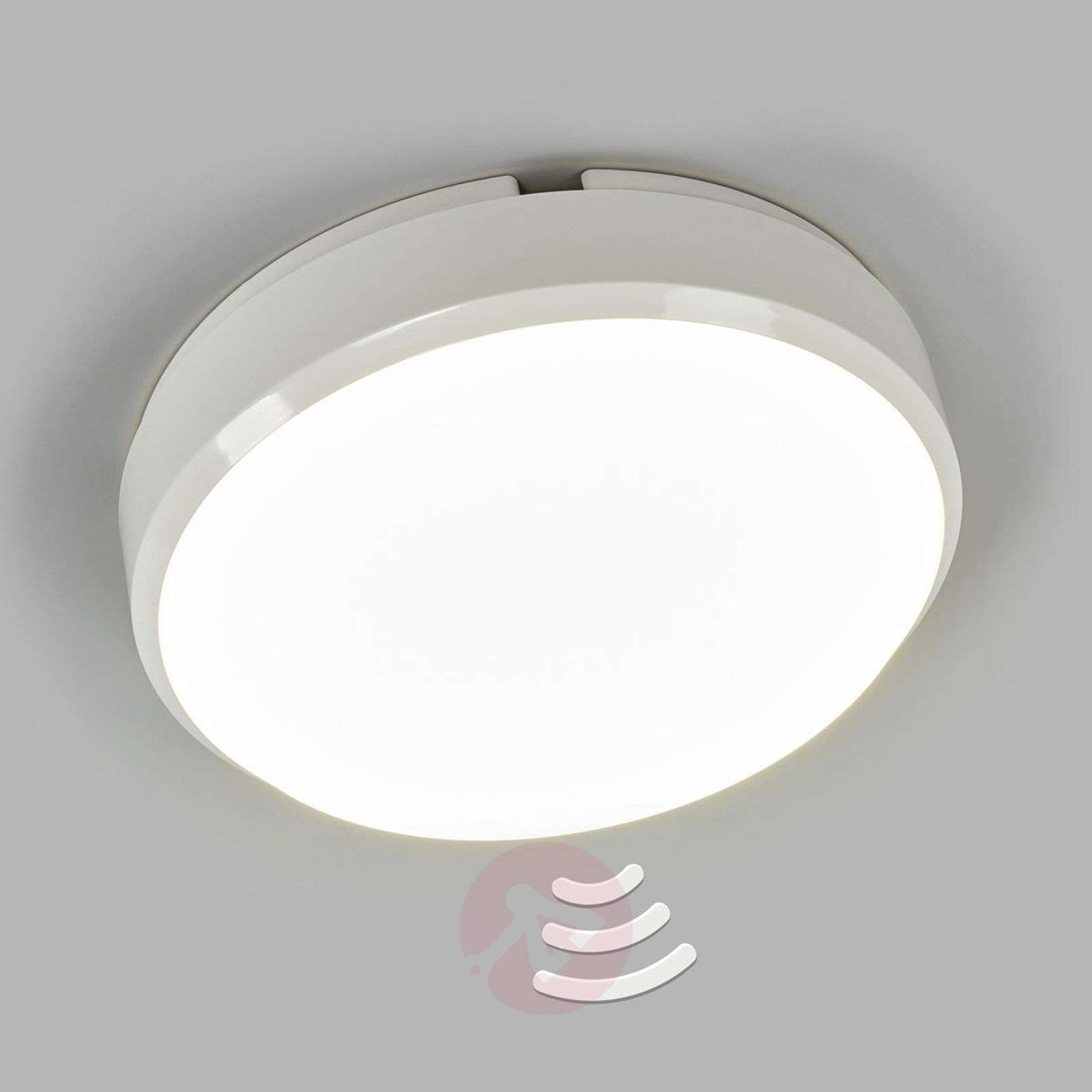Ceiling lights with sensor buy online lights round led ceiling light bulkhead with sensor parisarafo Choice Image