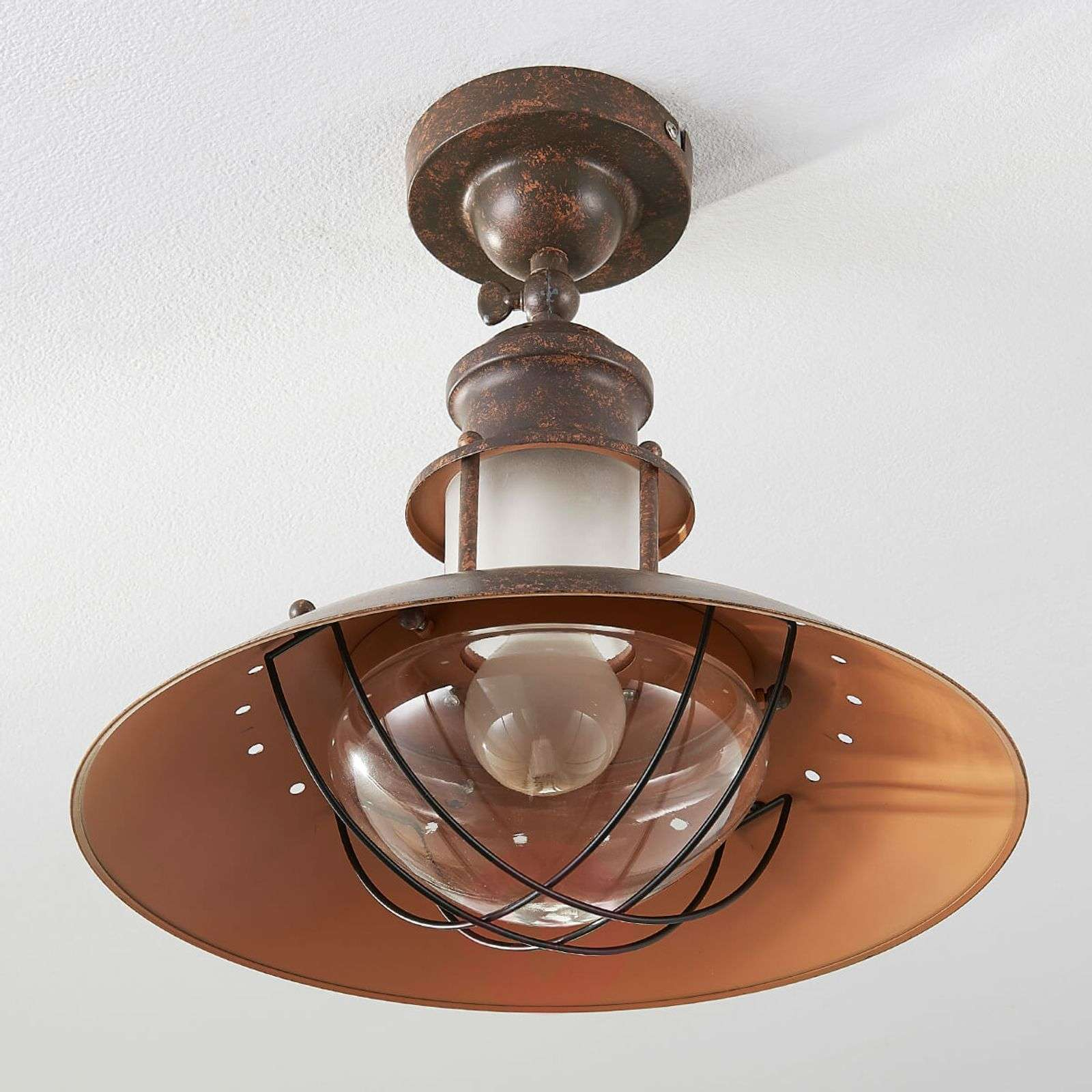 Ceiling Light Offers: Rustic Ceiling Light Louisanne