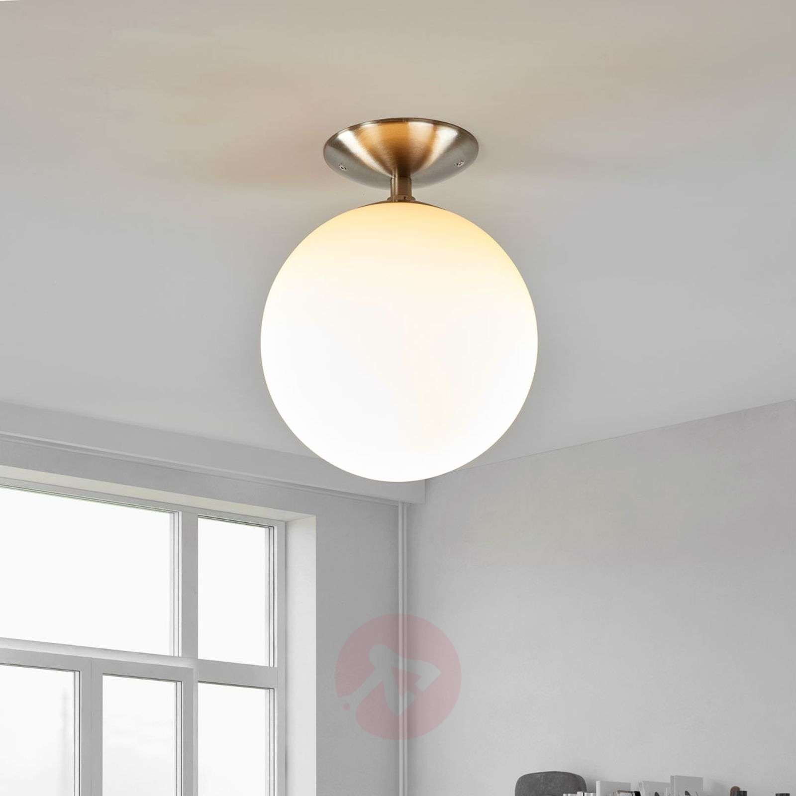 semi light flush modern of products lights ceiling shades clearly charcoal