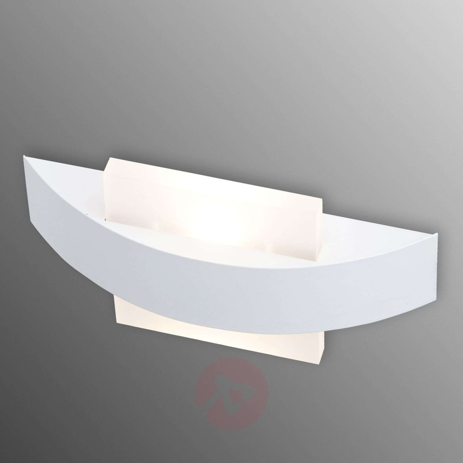 Solution LED wall light, square diffuser-1509033-01