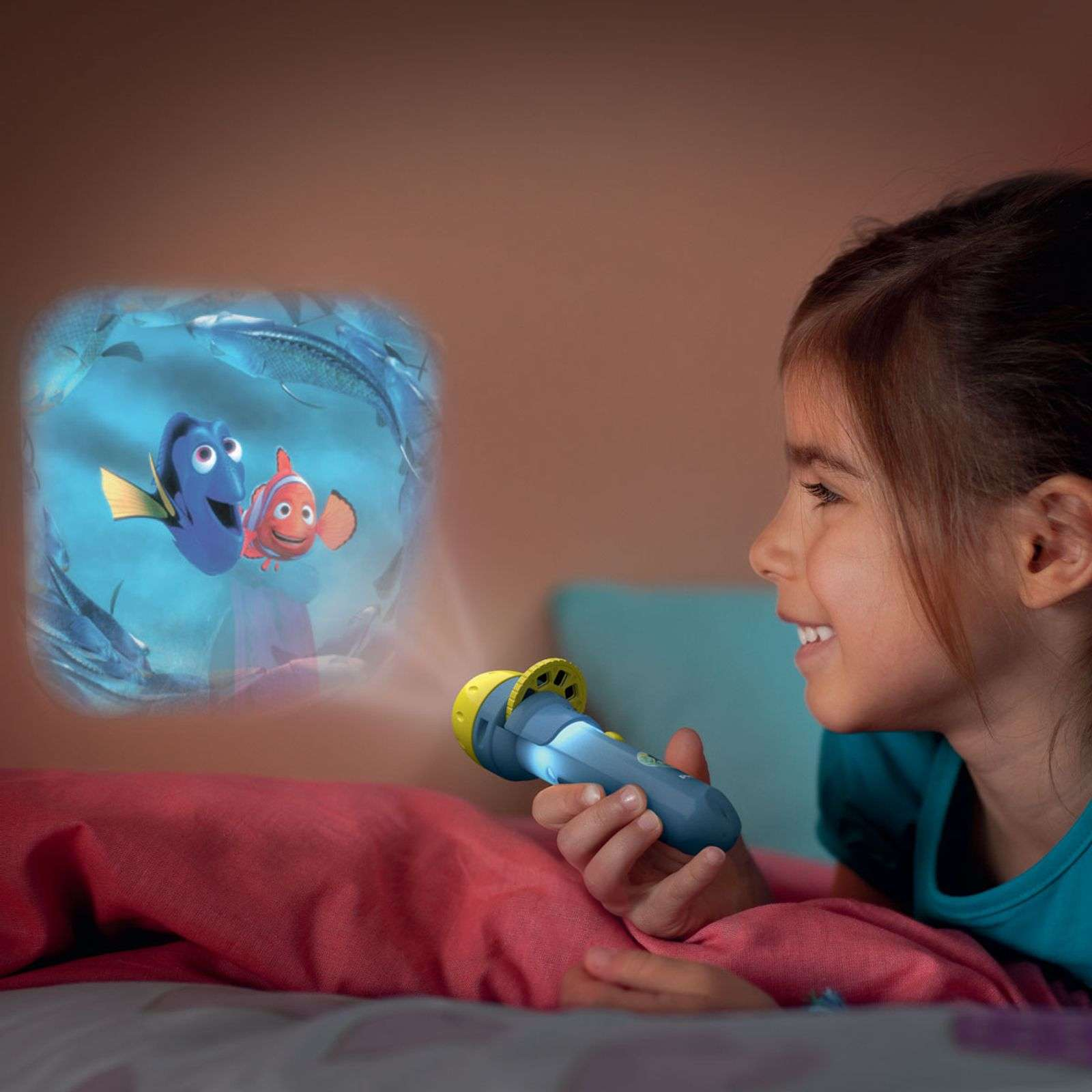 Sweet LED projector torch Finding Dory-7531823-02