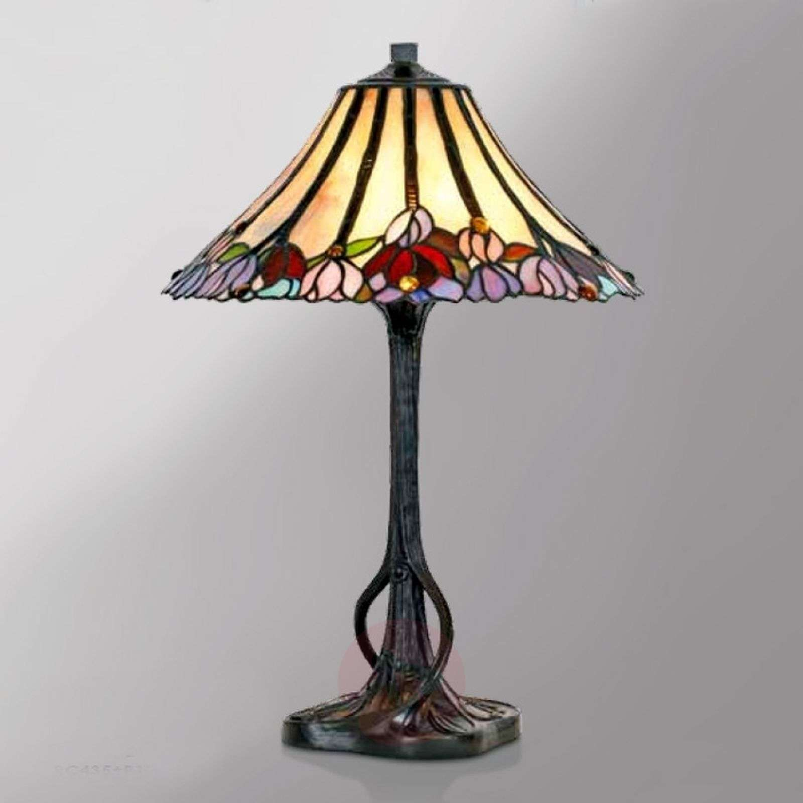 Tori table lamp in the Tiffany style-1032260-01