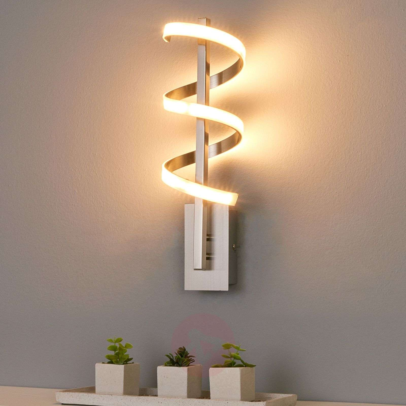 Twisted led wall light pierre lights twisted led wall light pierre 9985029 01 aloadofball Images