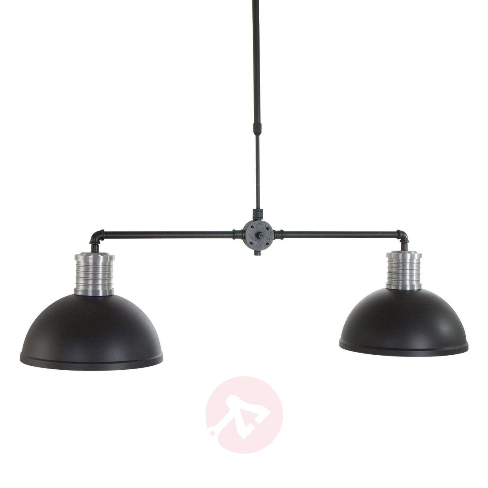 pendant lights light metallic small nickel industrial ceiling