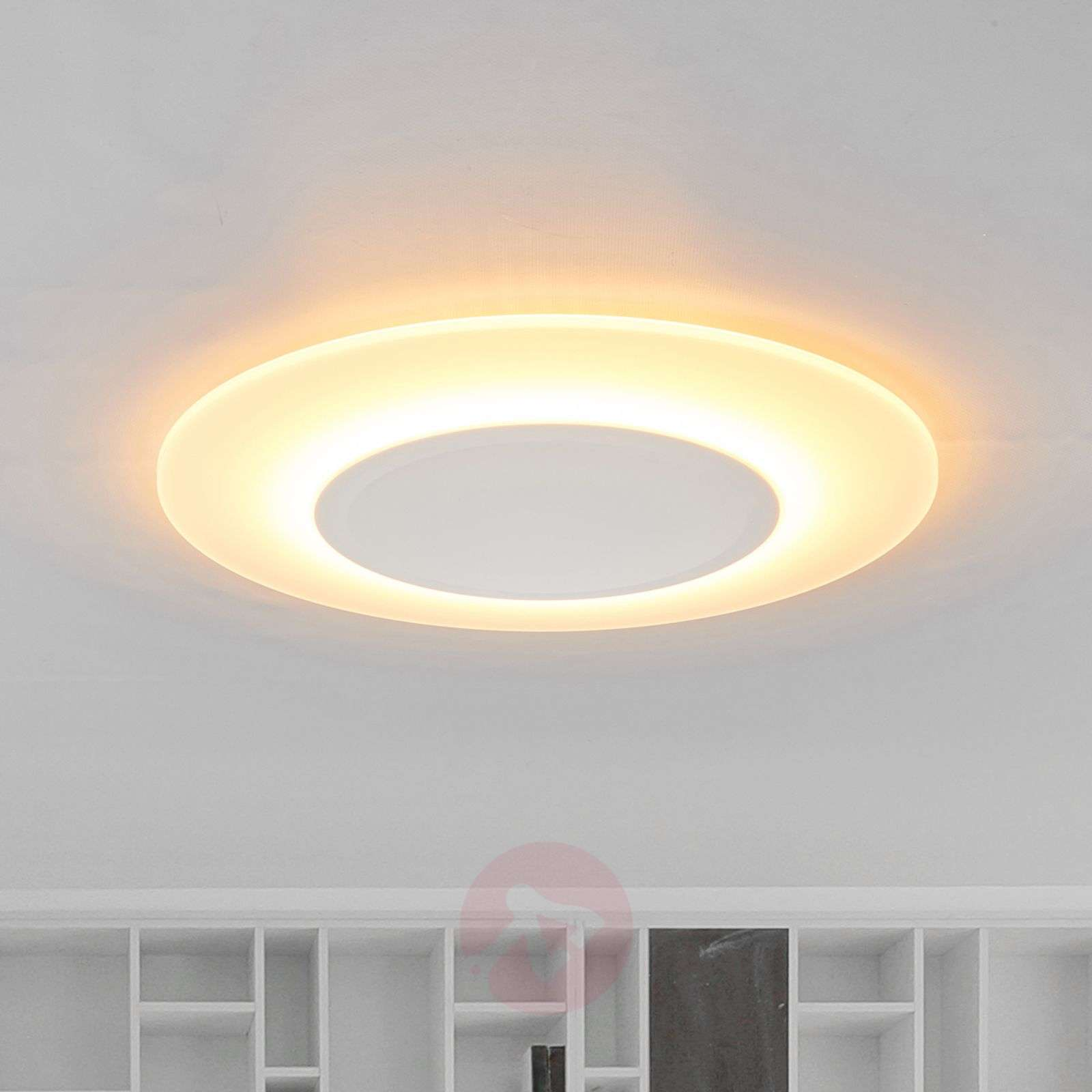 Very flat ceiling light led flat 1200 lumens lights very flat ceiling light led flat 1200 lumens 7261139 01 aloadofball Choice Image