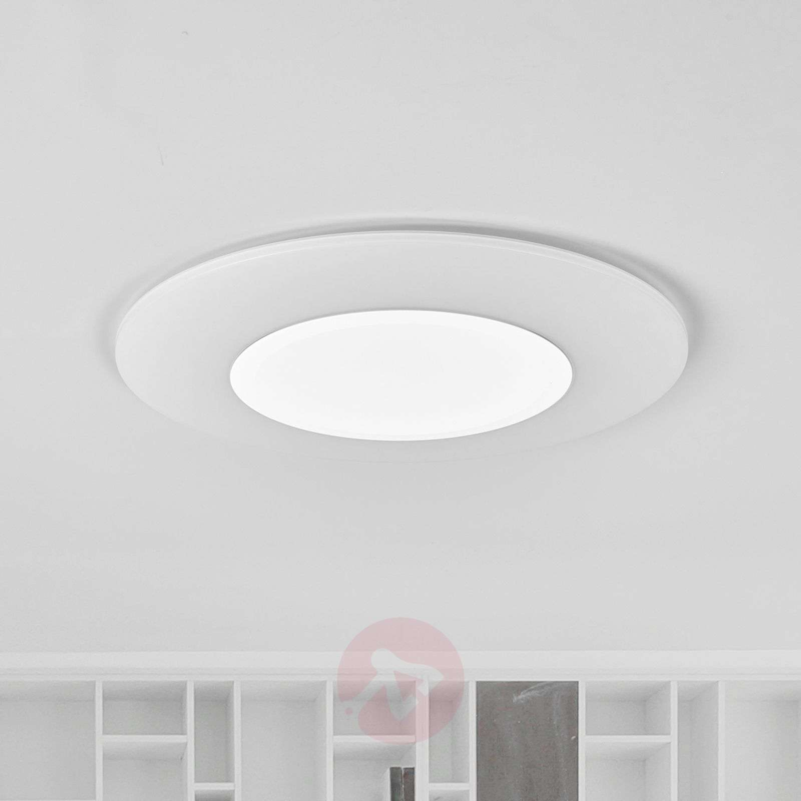 Very flat ceiling light led flat 1200 lumens 7261139 01