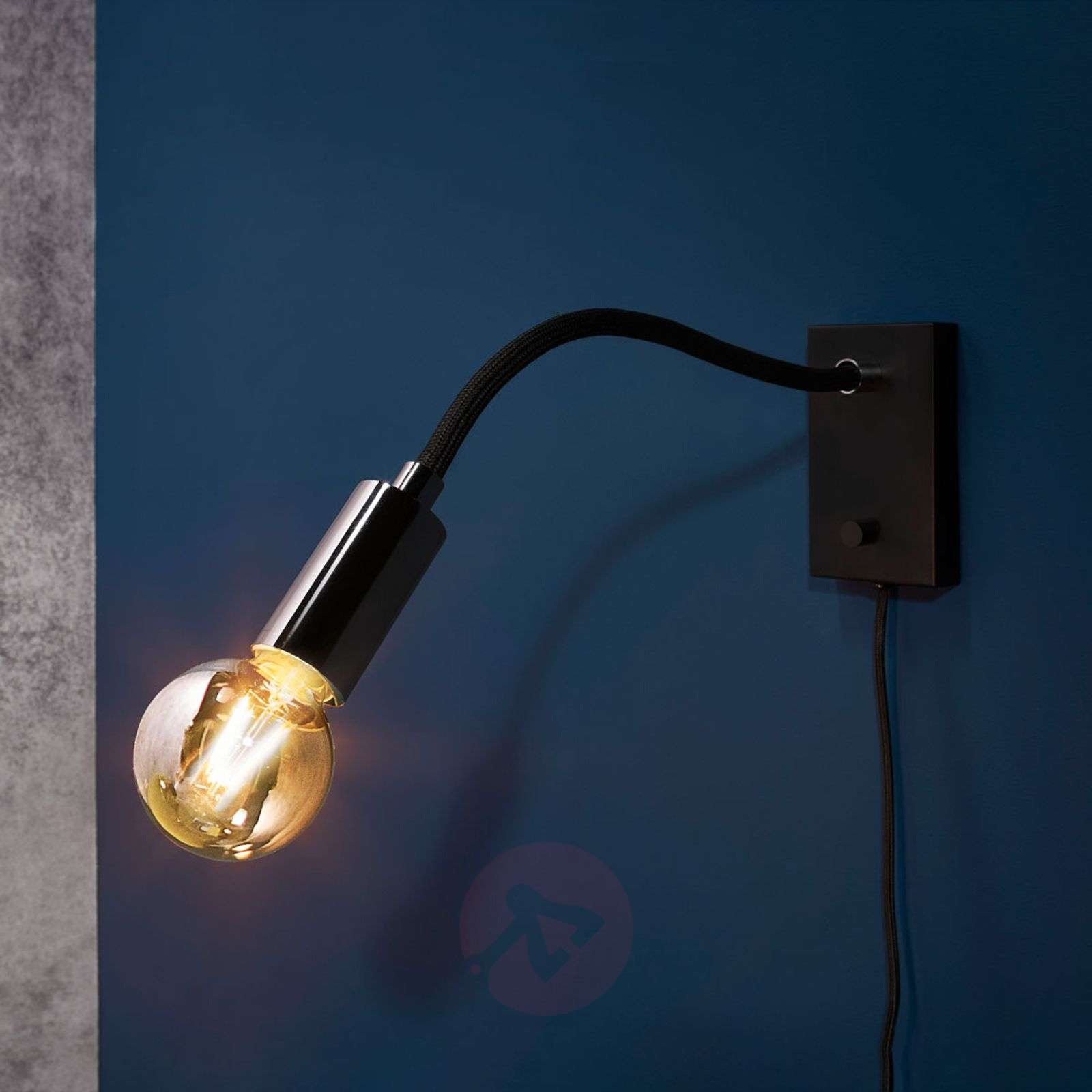 Wall light raw with integrated dimmer lights wall light raw with integrated dimmer 6505642 01 aloadofball Image collections