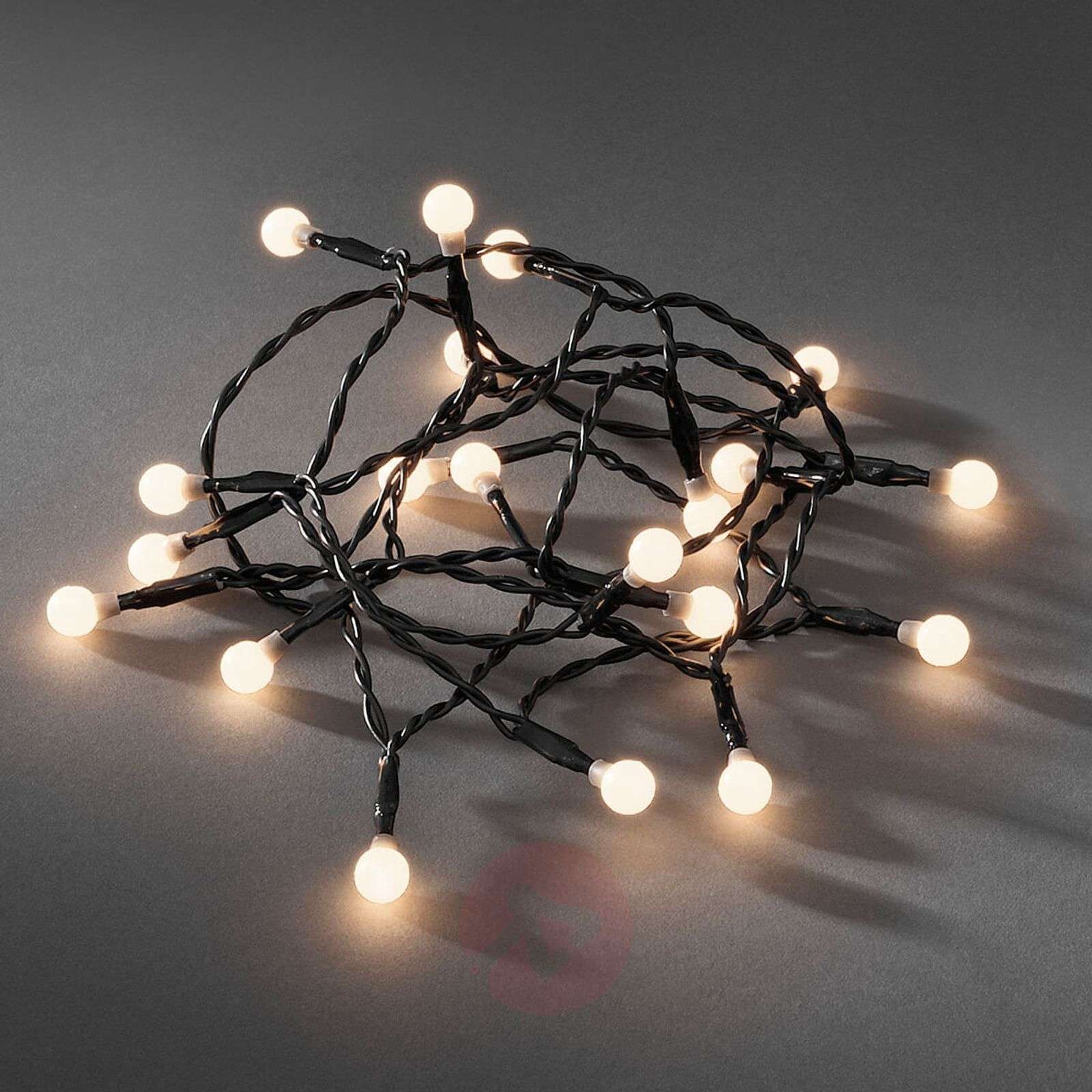 Fresh Warm White Led String Lights