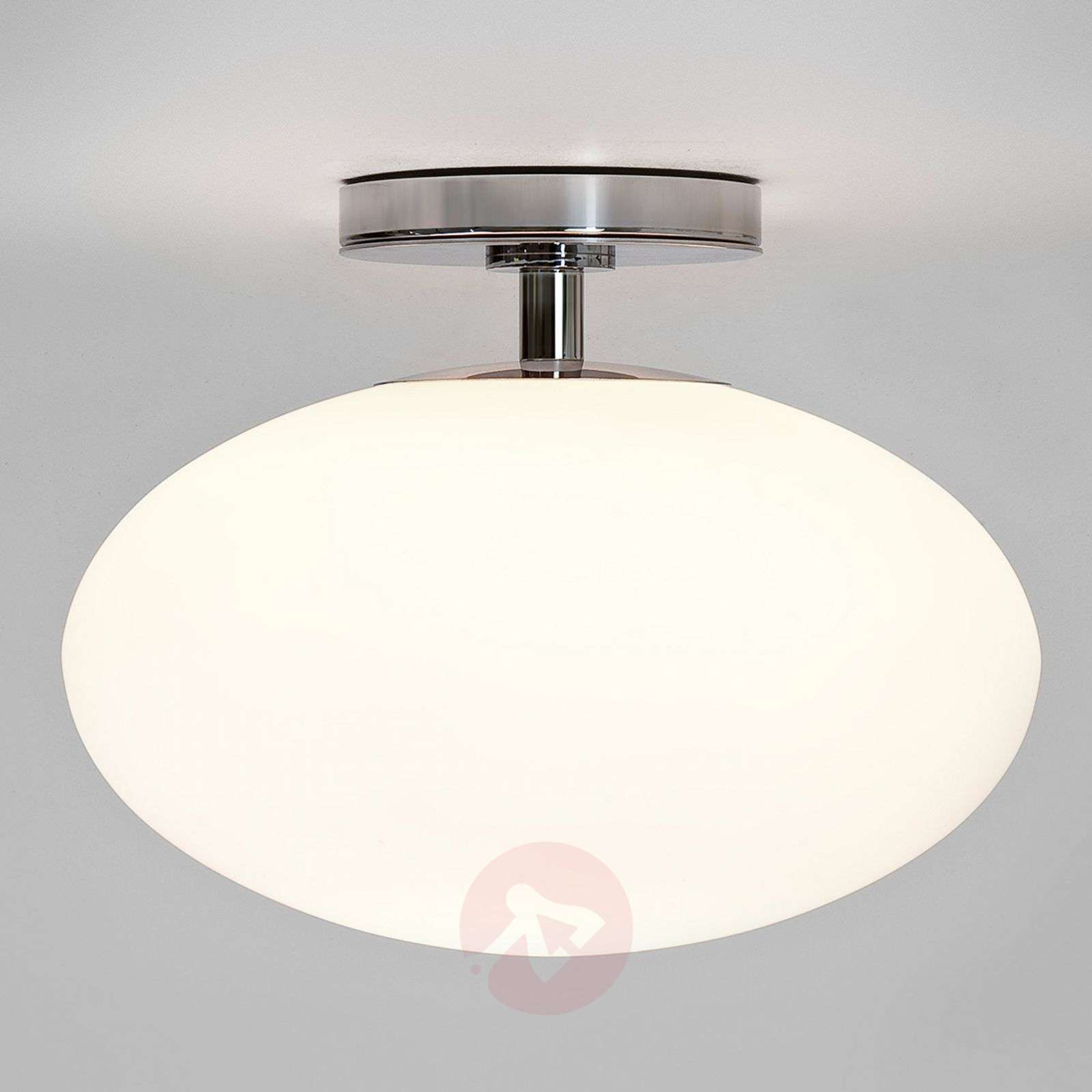 ... Zeppo Bathroom Ceiling Light Oval IP44 1020303 02
