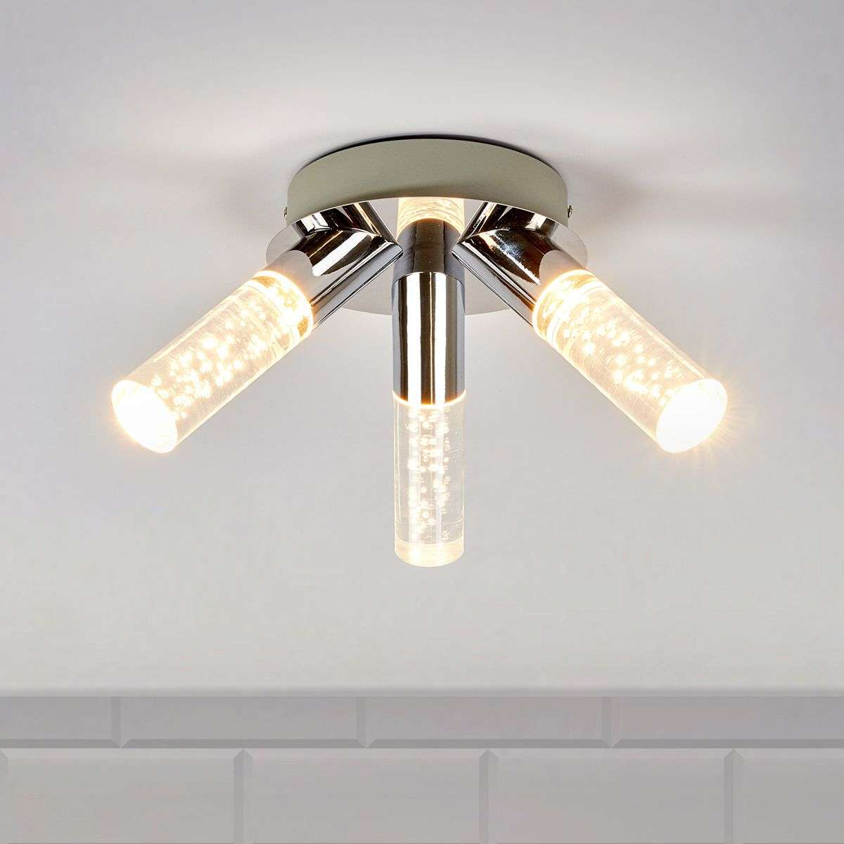 hole l chrome philips ceiling dp instyle light x includes bathroom