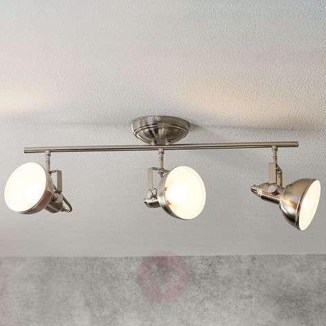 3-Light Gina ceiling light, industrial look