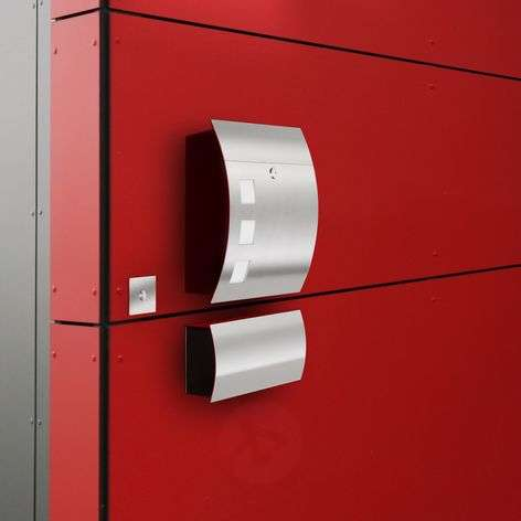 Alani High-quality Letterbox with Stainless Steel