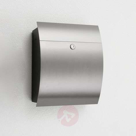 Alani2 High-quality Letterbox with Stainless Front