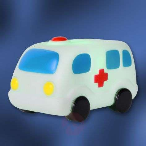 Ambulance - LED night light for children