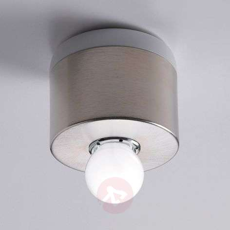 Ceiling light Parmelia in a stylish nickel finish
