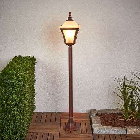 Charme Atmosphere-filled Path Lamp