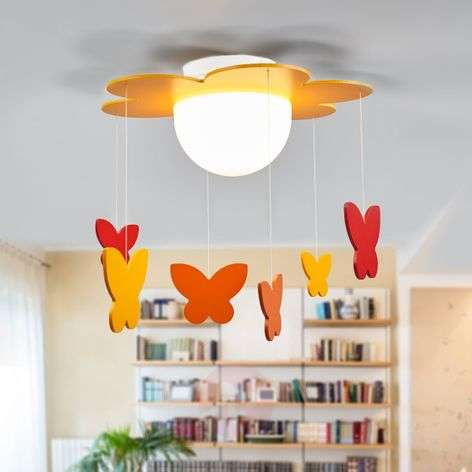 Children's ceiling lamp MERIA