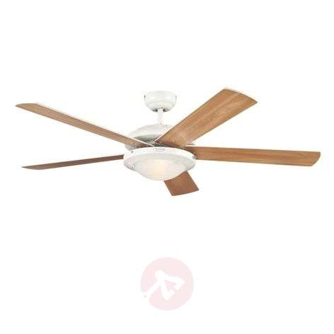 Comet 2 ceiling fan for all-year use