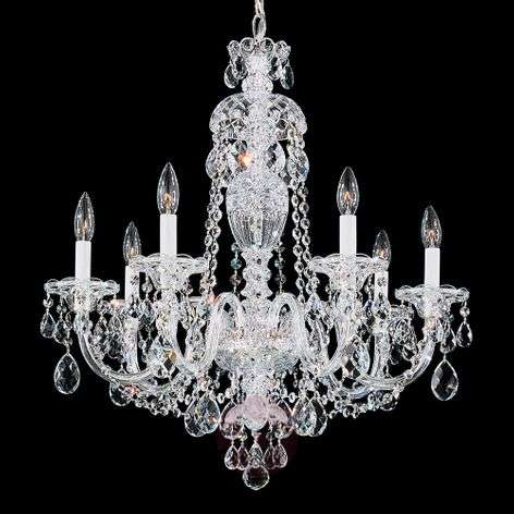 Crystal chandelier Sterling with 7 light sources