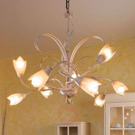 Decorative hanging light Fontana