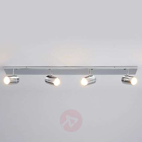 Dejan 4-bulb bathroom ceiling light