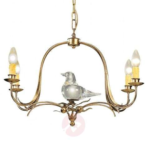 Perfect Delicate Chandelier Vittoria In Gold With 31 Beauty Modern Png