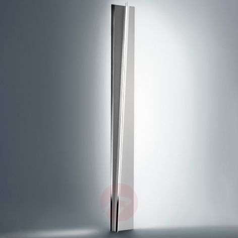 Designer floor lamp Reverse with LED light