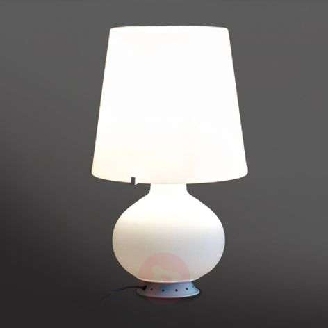 Designer table lamp FONTANA