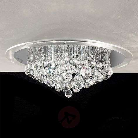 Despina Ceiling Light with Crystal Decoration