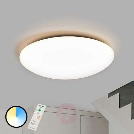 Dimmable variable LED ceiling lamp Joel