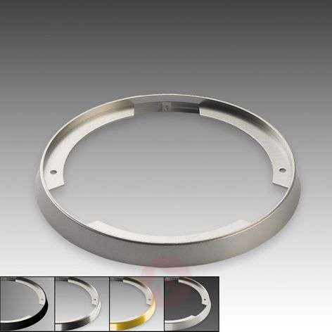 Distance ring for ARF 68 recessed light, st. steel