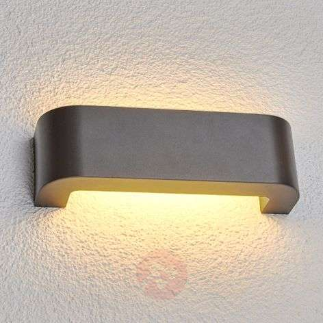 Led Lamps Precise Stainless Steel Up Down Wall Light Gu10 Ip65 Double Outdoor Wall Light Beautiful And Charming Led Indoor Wall Lamps